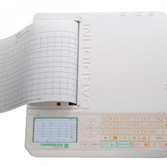 ar2100view electrocardiografo